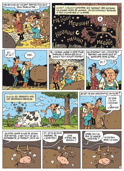 Page 5 coup de foudre tome 2 - de mâle en pis