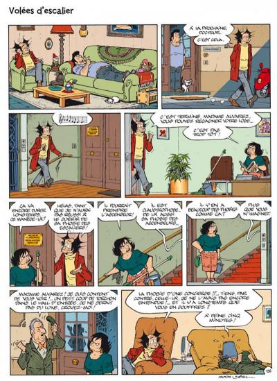 Page 3 les psy - la compil tome 1 - bonjour l'angoisse