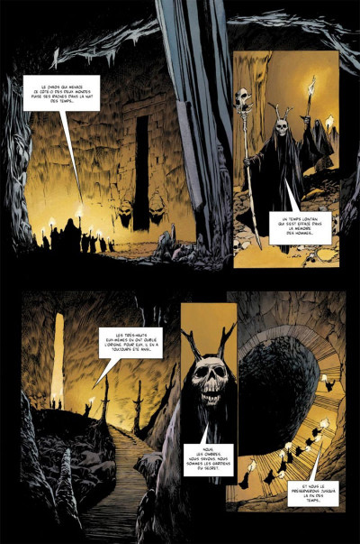 Page 1 bunker tome 4 - carnages
