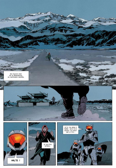 Page 4 bunker tome 4 - carnages