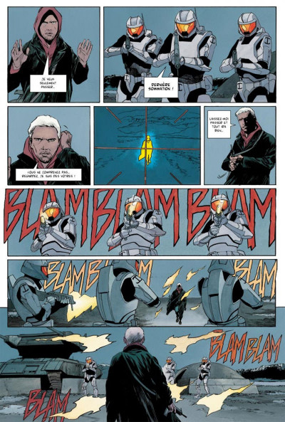 Page 5 bunker tome 4 - carnages