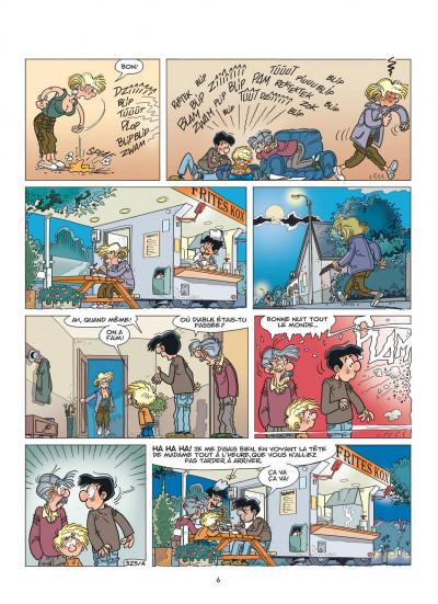 Page 6 cédric tome 24 - j'ai gagné !