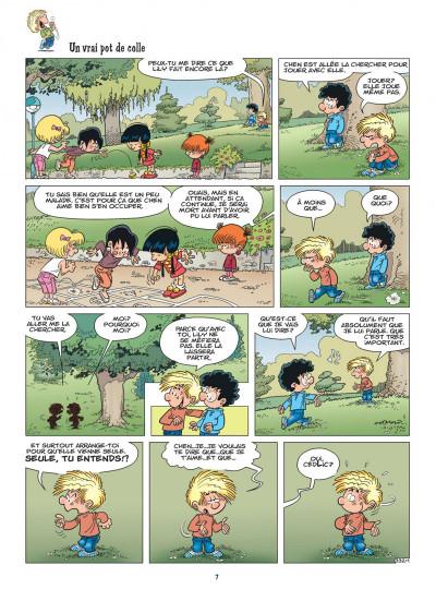Page 7 cédric tome 24 - j'ai gagné !