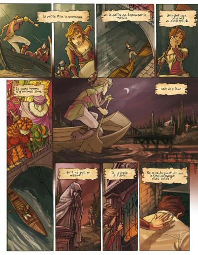 Page 2 sorcières tome 1 - bianca