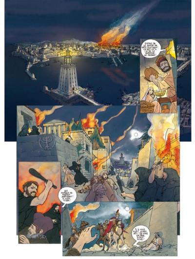 Page 1 sorcières tome 2 - hypathie