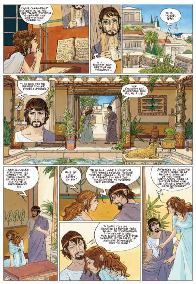 Page 3 sorcières tome 2 - hypathie