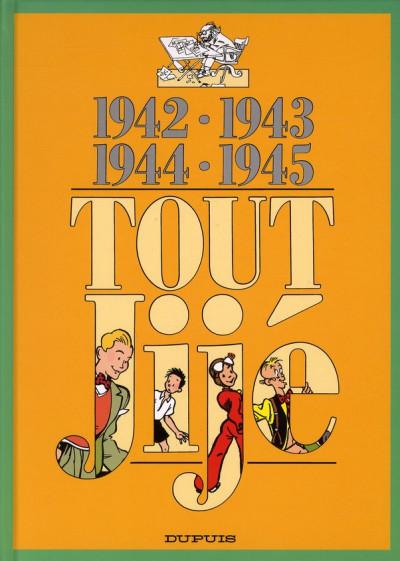 Couverture tout Jijé tome 18 - 1942-1945