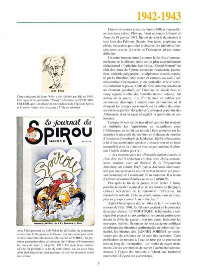 Page 1 tout Jijé tome 18 - 1942-1945