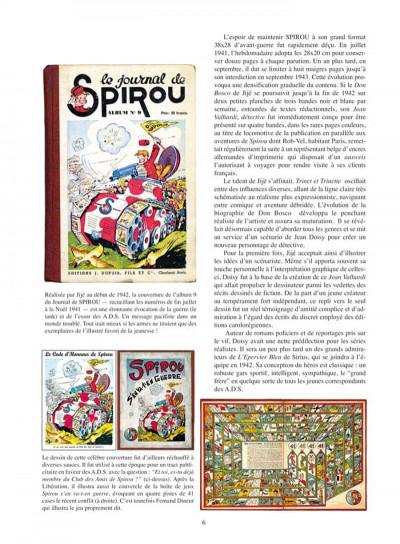 Page 2 tout Jijé tome 18 - 1942-1945