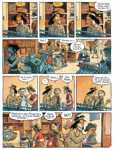 Page 1 géronimo tome 2