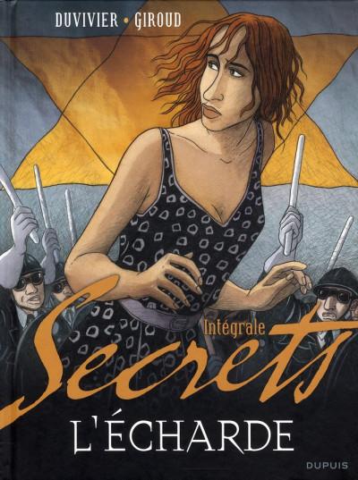 image de Secrets - L'écharde - intégrale