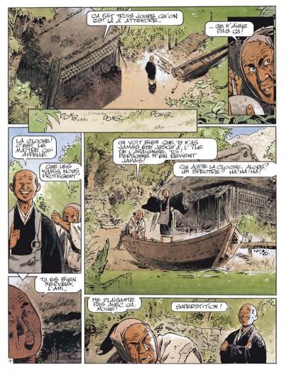 Page 4 kogaratsu tome 12 - le protocole du mal