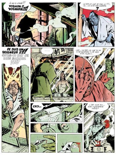 Page 2 kogaratsu - intégrale tome 1 - le mont au lotus de sang