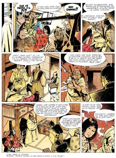 Page 4 kogaratsu - intégrale tome 1 - le mont au lotus de sang