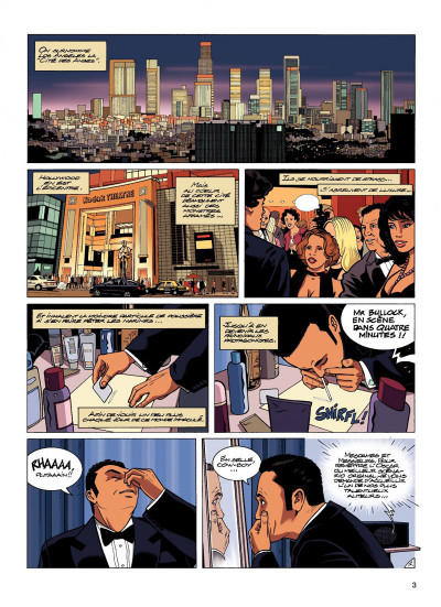 Page 1 mister hollywood tome 2 - jersey boy