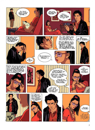 Page 5 mister hollywood tome 2 - jersey boy