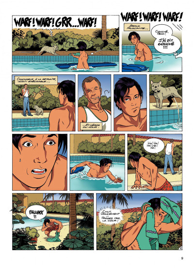 Page 7 mister hollywood tome 2 - jersey boy