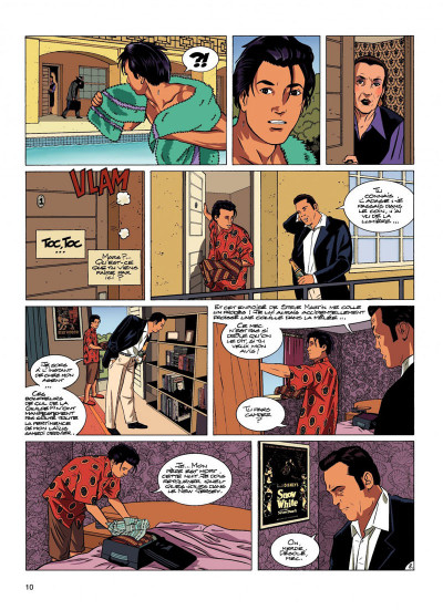 Page 8 mister hollywood tome 2 - jersey boy