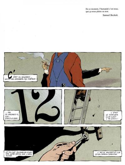 Page 1 le choucas ; intégrale