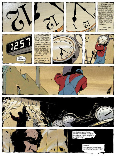 Page 2 le choucas ; intégrale