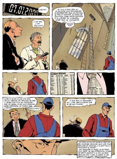 Page 3 le choucas ; intégrale