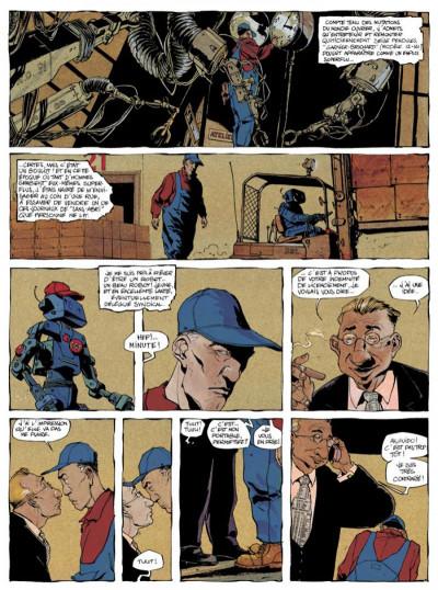 Page 4 le choucas ; intégrale