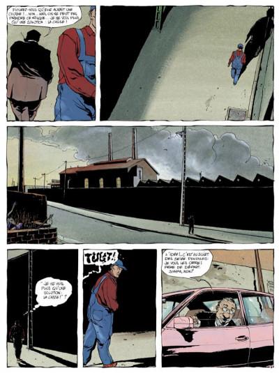 Page 5 le choucas ; intégrale