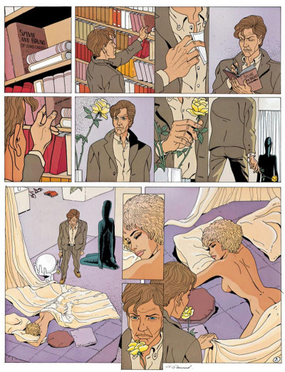 Page 3 jessica blandy - intégrale tome 1