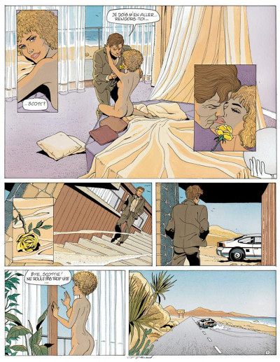 Page 4 jessica blandy - intégrale tome 1