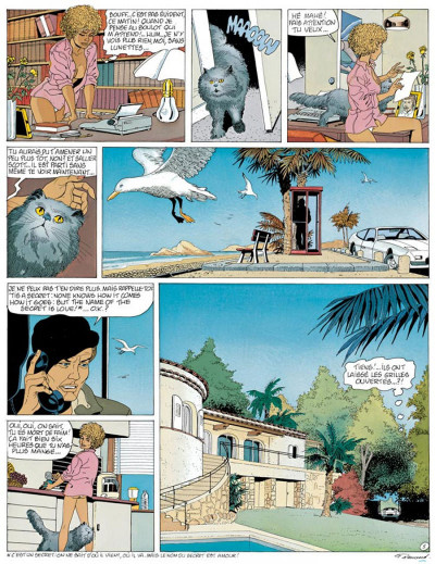 Page 5 jessica blandy - intégrale tome 1