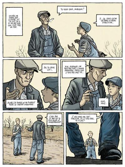 Page 2 toute la poussière du chemin tome 1