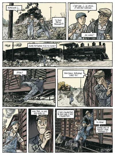 Page 5 toute la poussière du chemin tome 1