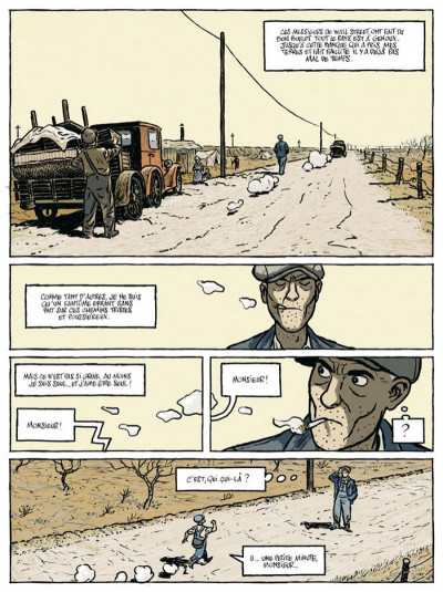 Page 1 toute la poussière du chemin tome 1