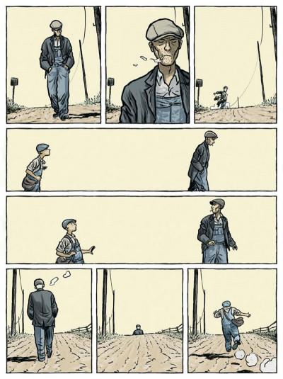 Page 3 toute la poussière du chemin tome 1