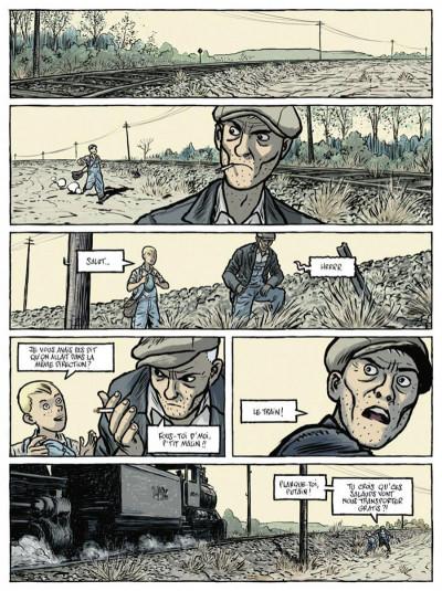 Page 4 toute la poussière du chemin tome 1