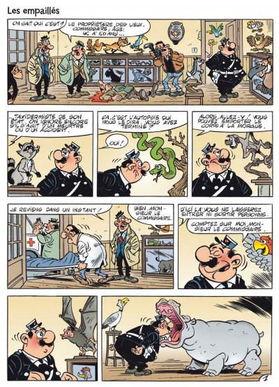 Page 1 l'agent 212 ; compil l'agent 212