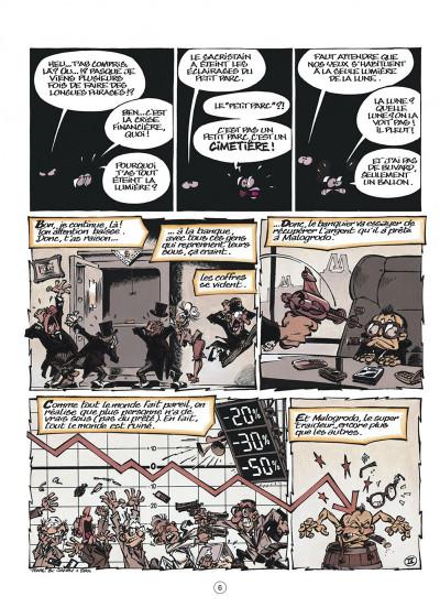 Page 6 le petit Spirou tome 15 - tiens-toi droit !