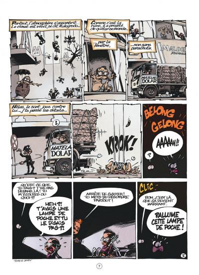 Page 7 le petit Spirou tome 15 - tiens-toi droit !