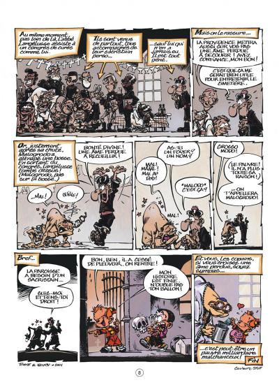 Page 8 le petit Spirou tome 15 - tiens-toi droit !