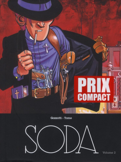 Couverture Soda - intégrale tome 2