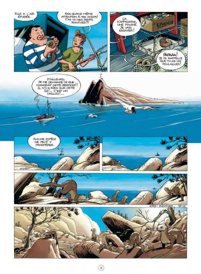 Page 2 Les démons d'Alexia tome 7