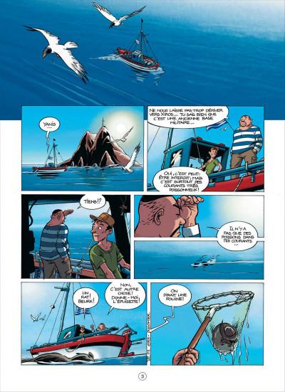 Page 3 Les démons d'Alexia tome 7