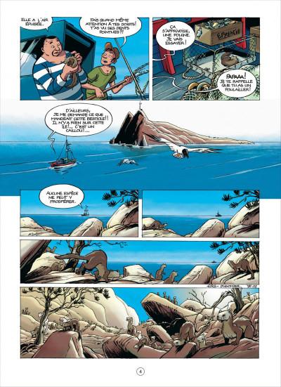 Page 4 Les démons d'Alexia tome 7