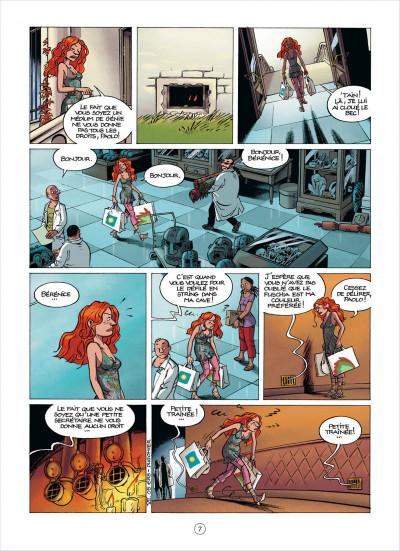 Page 7 Les démons d'Alexia tome 7