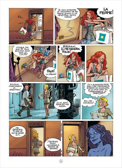 Page 8 Les démons d'Alexia tome 7