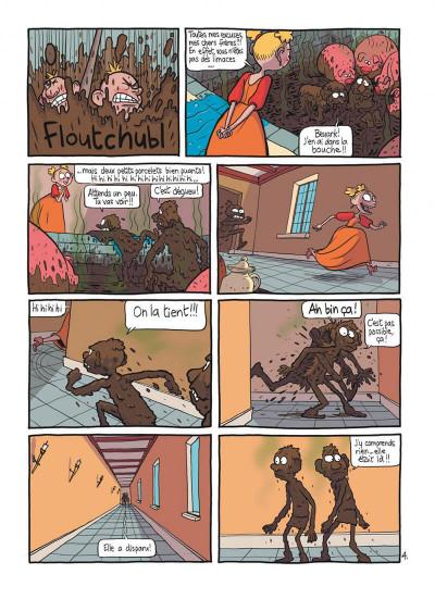 Page 6 le royaume tome 2 - les deux princesses