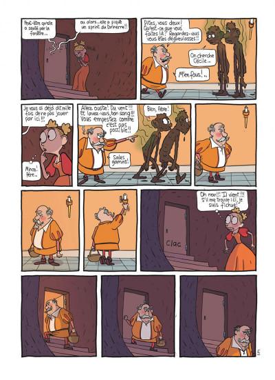Page 7 le royaume tome 2 - les deux princesses