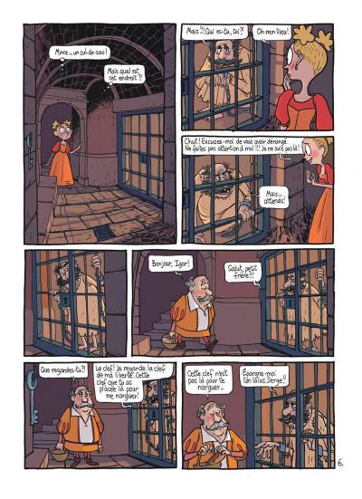 Page 8 le royaume tome 2 - les deux princesses