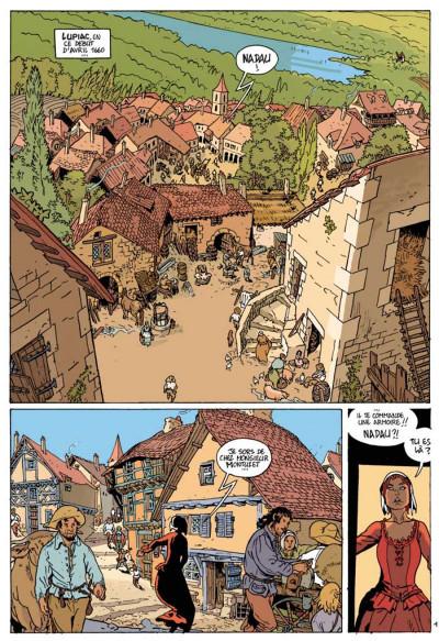 Page 1 gitans des mers tome 1