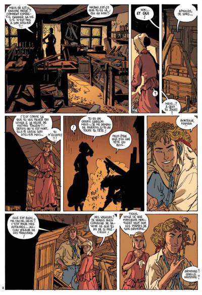 Page 2 gitans des mers tome 1